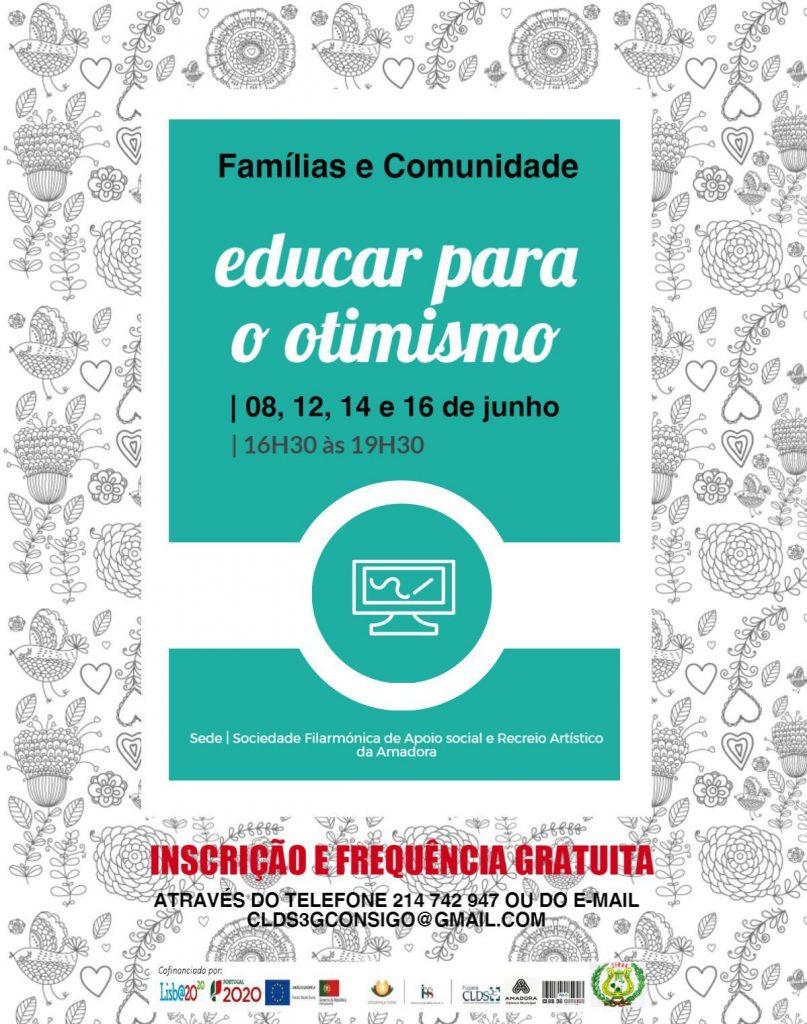 Cartaz_educarparaotimismo_SFRAA