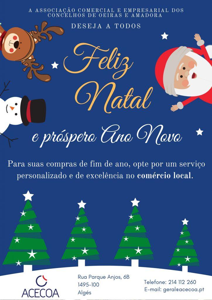 Natal cartaz geral